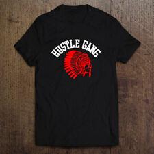 Hustle Gang logo T-shirt Tee Size S-2XL