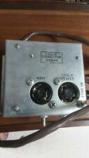 Hammond organ Leslie speaker connector kit 015644