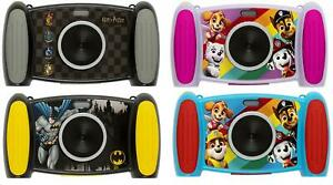 Children's Character Interactive Picture Effects Digital Camera with SD Card