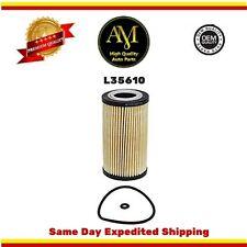 Case of 6 L35610 oil filter for 06/10 Kia Sedona, Hyundai Sonata, Azera
