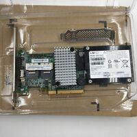 IBM M5015 / LSI SAS 9260-8i SATA / SAS Controller RAID 5 6G PCIe x8 Battery