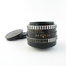 Für M42 Export aus Jena Zebra Pancolar 1.8/50 Objektiv lens + caps