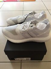 Adidas Y-3 Y3 PureBoost Triple White US10.5/UK10/EU44.5 Pure Boost Yeezy 350