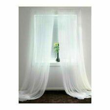 IKEA Genuine New Lill Net curtains, 1 pair, White 280 x 250cm 901.119.80 pup10