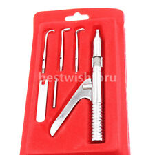 Automatic Dental Manualcrown Remover Gun Surgical Instruments Tools Set Useful