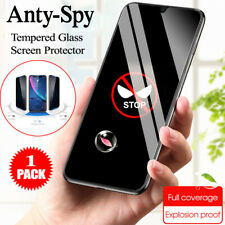 For Samsung Note 10 Plus S10e Anti-Spy Privacy Tempered Glass Screen Protector
