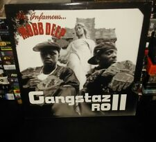 "mobb deep ""gangsta roll & clap those thangs feat: 50 cent, vinyl (unplayed)"