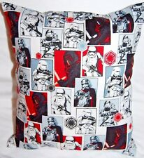 Handmade Star Wars The Force Awakens Capt Phasma Kylo Ren Storm Trooper Pillow