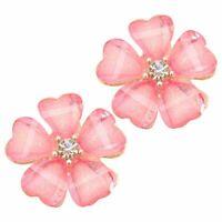 New Style Little Cute Gaise Flower Flower Stud Earrings For Women Jewelry A Z5H6