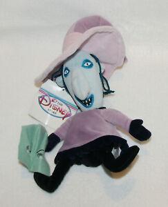 "Disney Store The Nightmare Before Christmas SHOCK Bean Bag Plush 8"""