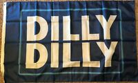 Bud Light 🍻 DILLY DILLY 👑 FLAG Banner 3ft x5ft 3'x5' Out/Indoor Beer Man Cave