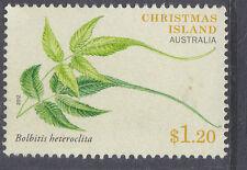 AUSTRALIA-CHRISTMAS ISLAND-2012-BOLBITIS HETEROCLITA-$1.20 FACE VALUE-F/U