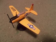 Built 1/72: American NORTH-AMERICAN T-6 TEXAN Trainer Aircraft USAF