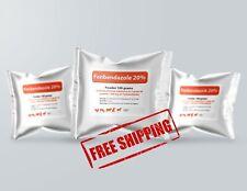 Fendeworm 300 gr Fenbendazole 20% Powder De-wormer Panacur Safe Guard Dog Cat