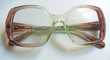 Jean Patou Paris montatura per occhiali vintage frame eyeglasses 1980's