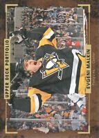 2015-16 Upper Deck Portfolio Hockey #134 Evgeni Malkin Pittsburgh Penguins