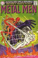 METAL MEN #28 F, DC Comics 1967