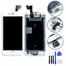 "White Full LCD Lens Screen Display 3D Touch Digitizer For iphone 6S 4.7"" 6S USA"