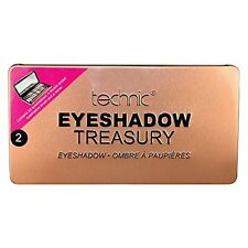 Technic Treasury 2 24 Colour Eye Shadow Palette With Mirror