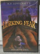 Lurking Fear (DVD, 2012) RARE 1994 H.P. LOVECRAFTS HORROR BRAND NEW