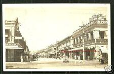 Cebu rppc Kodak photo Studio Visayas Philippines stamp 1933