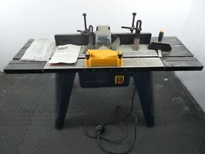 Ryobi ART-3 Workshop Router Table For Plunge Router Woodworking