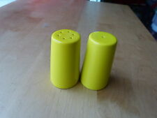 Arzberg Tric Sun YELLOW  Salt and Pepper  Shaker Made in Germany