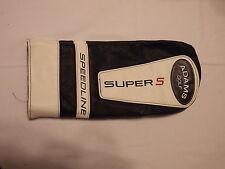 New Adams Super S head covers