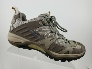 Merrell Siren Sport 2 Olive Lace Up Athletic Hiking Trail Shoes Womens 6M J58284