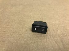 BMW OEM E39 5 SERIES ONE FRONT OR REAR DOOR WINDOW GLASS POWER BUTTON SWITCH
