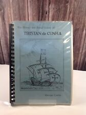 The History & Postal History of Tristan Da Cunha - George Crabb - 1980 - Stamps