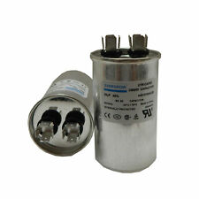 EverGrow 20 uf/MFD 370 VAC volts Round Run Capacitor 50/60 Hz