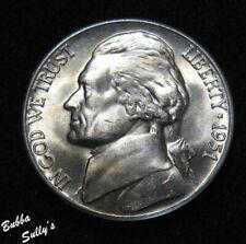 1951 D Jefferson Nickel <> UNCIRCULATED