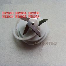 Blender Blade Cutter With Sealing Ring For Philips HR2027 HR2028 HR2168 HR2171