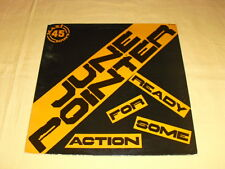 June Pointer ‎– Ready For Some Action 12'' Maxi-single 45 RPM