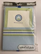Carlton Cards Birth Announcements 10 Cards/packs Holds 4�x6� Photo New