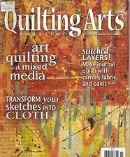 Quilting Arts Magazine Back Issue #41 October/November 2009