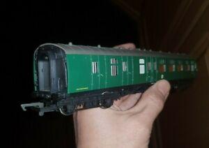 OO Gauge Hornby R4114A BR MK1 BRAKE COACH (SOUTHERN REGION) 'S34158' unboxed