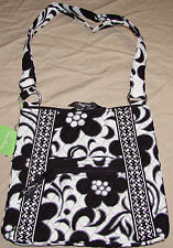 VERA BRADLEY Night and Day Hipster NWT