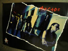 Arcade Large 1993 Promo Poster in perfect condition