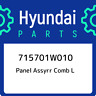 715701W010 Hyundai Panel assyrr comb l 715701W010, New Genuine OEM Part