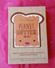Too Faced Peanut Butter And Jelly Palette NIB Authentic