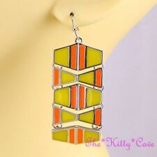 Enamel Religious Fashion Earrings