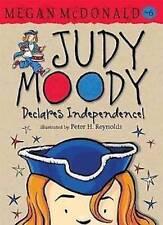 Megan McDonald Judy Moody __ Declara Independence ! _ Nuevo _ Envío Gratuito