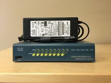 CISCO ASA5505-UL-BUN-K9 SECURITY FIREWALL Unlimited User asa9.24 asdm7.92 512MB