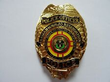 Polizeiabzeichen - Ramah Navajo Indian Reservation New Mexico - police badge