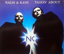 NALIN & KANE 6 TRACK CD TALKIN' ABOUT FREE POST WITHIN AUSTRALIA