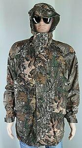 Cabela's GORE-TEX ScentLok 3-D Real Tree Xtra Hunting Parka Jacket Men's XL Tall