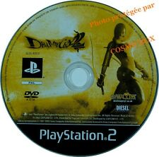 DEVIL MAY CRY 2 - jeu video d'action pour console sony PS2 PlayStation 2 pal
