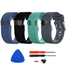 New Silicone Bracelet Wrist Band Strap for Fitbit Charge Hr Activity Tracker
